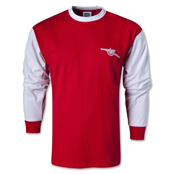 Arsenal LS 1971 Home Soccer Jersey