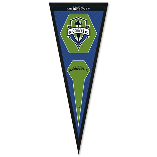 Seattle Sounders Frame Pennant