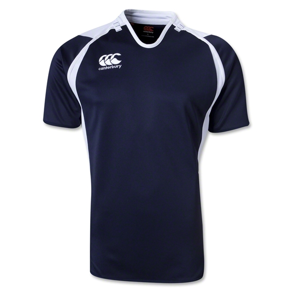 Canterbury Challenge Rugby Jersey (Navy/White)