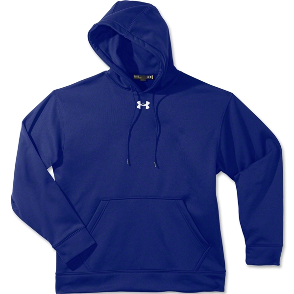 Under Armour Team Fleece Hoody (Royal)