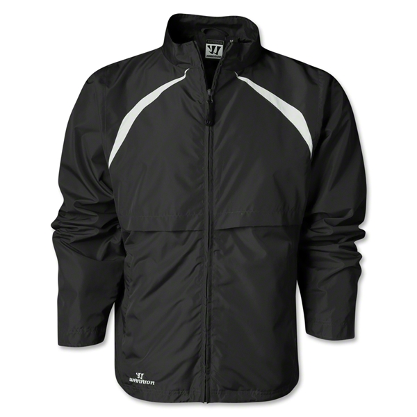 Warrior Motion Warm-Up Jacket (Blk/Wht)