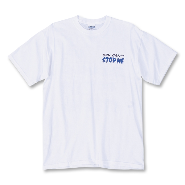 1000 Excuses Soccer T-Shirt (White)