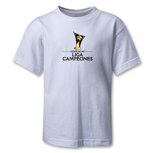 CONCACAF Champions League Kids T-Shirt (White)