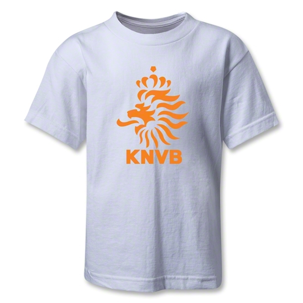 Netherlands Kids T-Shirt (White)