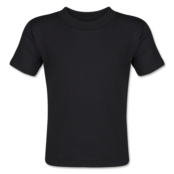 Toddler T-Shirt (Black)