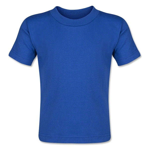 Toddler T-Shirt (Royal)