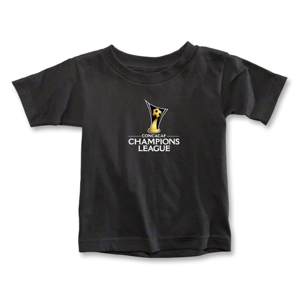 CONCACAF Champions League Toddler T-Shirt (Black)