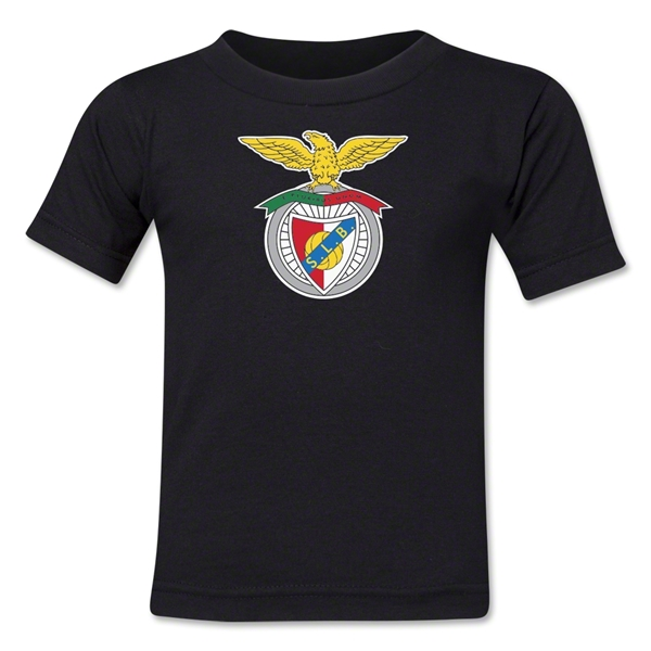 Benfica Toddler T-Shirt (Black)