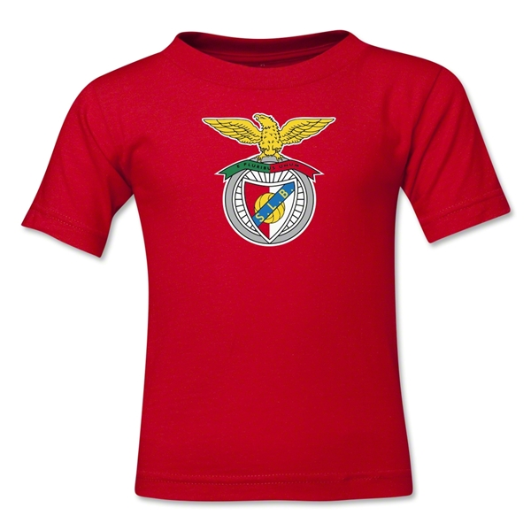 Benfica Toddler T-Shirt (Red)