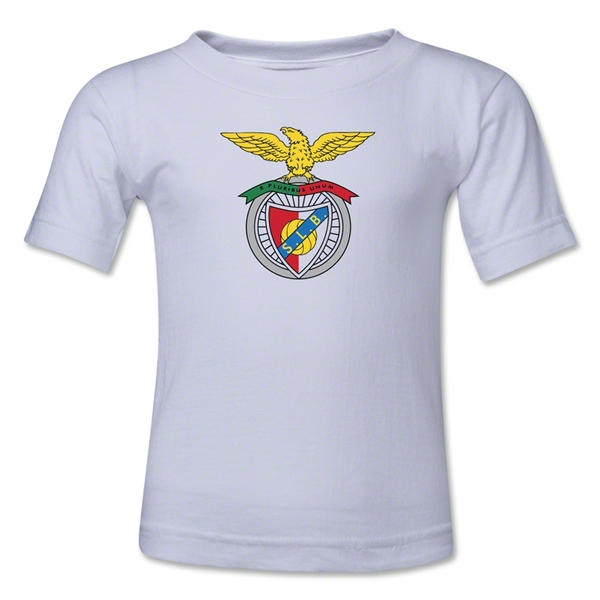 Benfica Toddler T-Shirt (White)