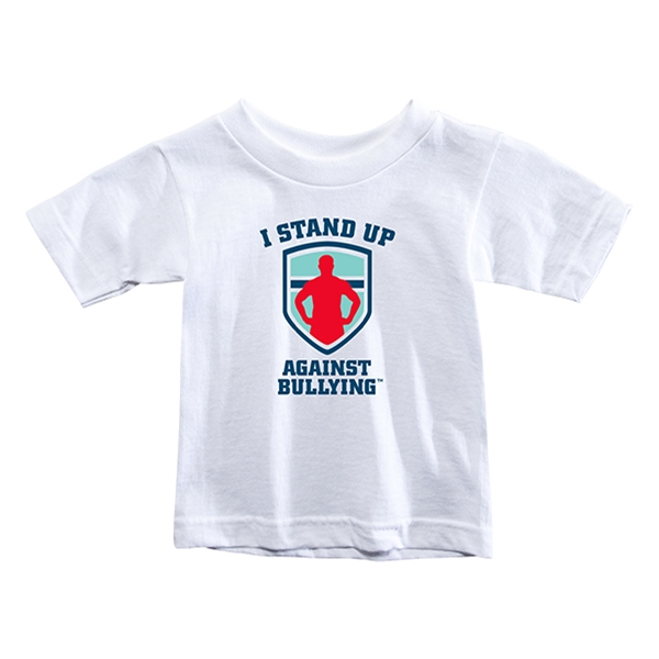 StandUp Toddler T-Shirt (White)