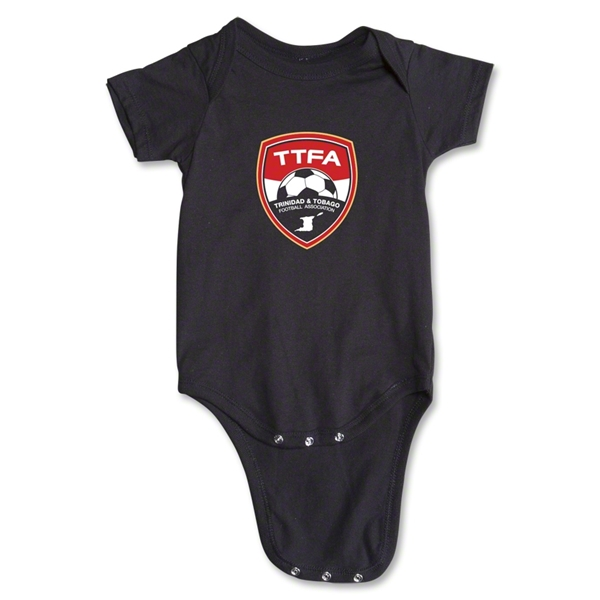 Trinidad and Tobago Onesie (Black)