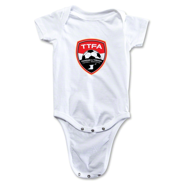 Trinidad and Tobago Onesie (White)