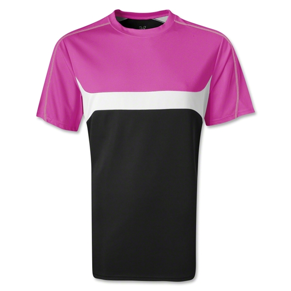 High Five Inferno Jersey (Black/Pink)