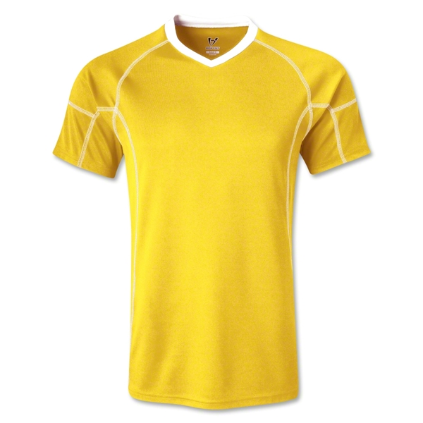 High Five Kinetic Jersey (Gold/White)