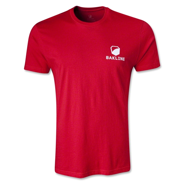 Bakline Sent Off Rugby T-Shirt (Red)