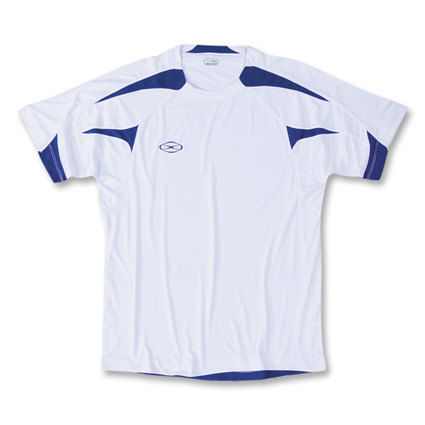 Xara Anfield Soccer Jersey (Wh/Ro)
