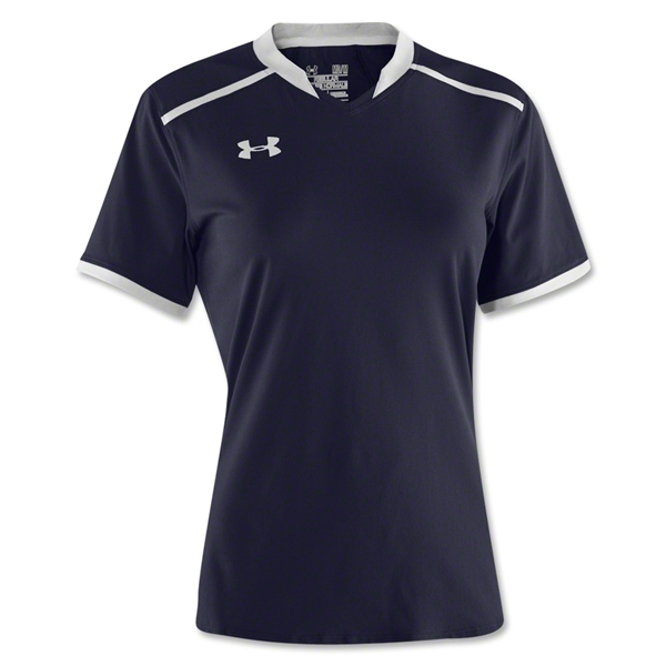 Under Armour Women's Highlight Jersey (Navy/White)