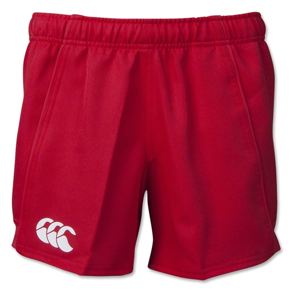 Canterbury Advantage Performance Red Rugby Shorts