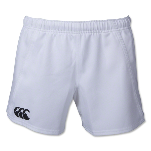 Canterbury Advantage Performance White Rugby Shorts