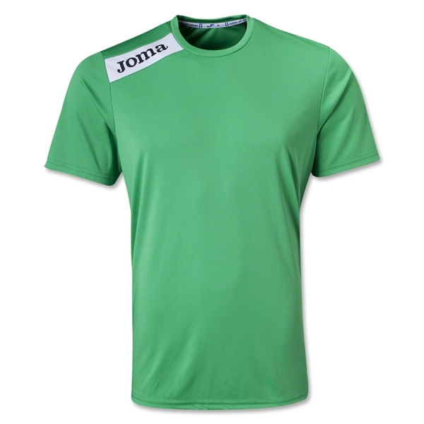 Joma Victory Jersey (Green/Wht)