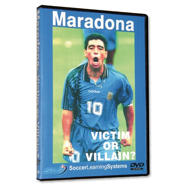 Maradona DVD-Victim or Villian?