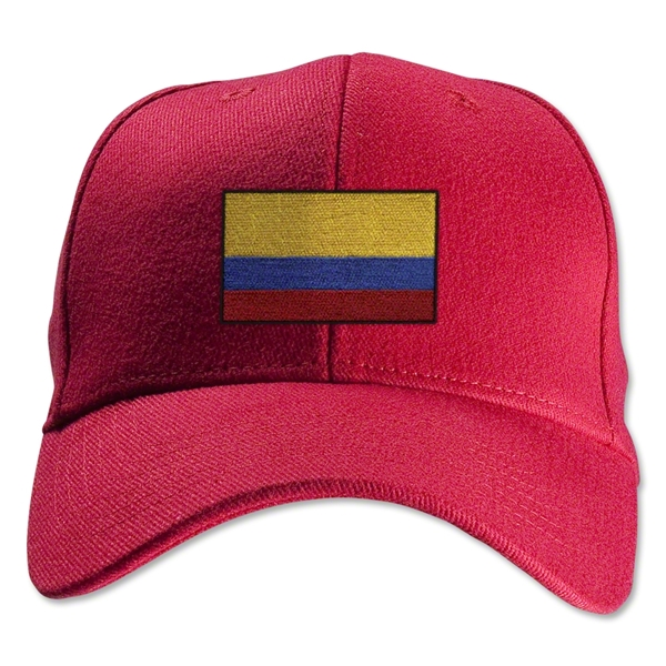 Colombia Flexfit Cap (Red)