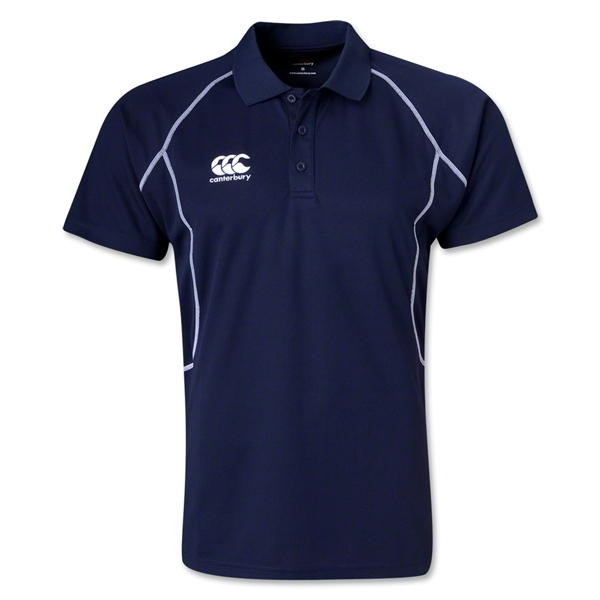 Canterbury CCC Classic Dry Polo (Navy)