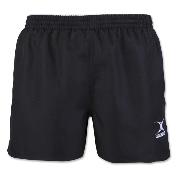 Gilbert Saracen Rugby Short (Black)