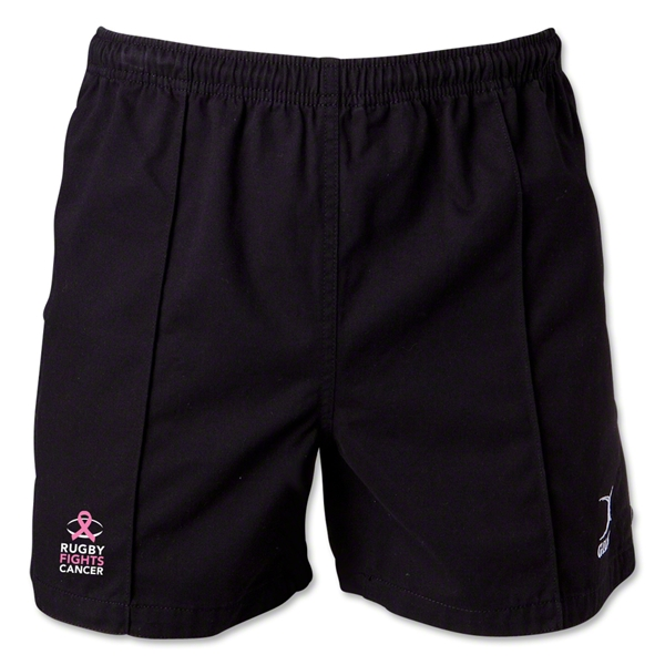 Rugby Fights Cancer Kiwi Pro Short (Black)