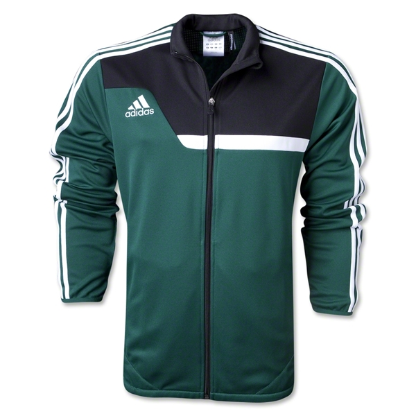adidas Tiro 13 Training Jacket (Dg/Bl)