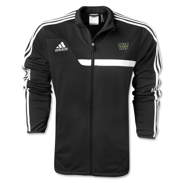 adidas World Rugby Shop Tiro 13 Training Jacket (Black)