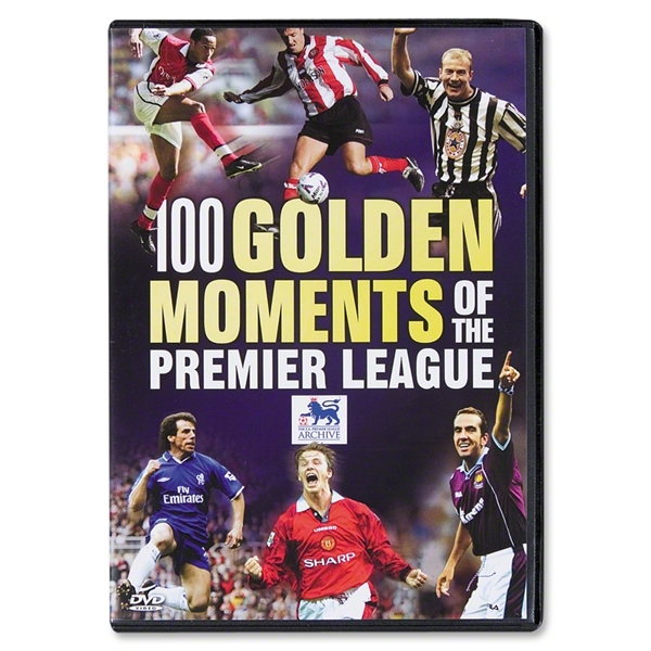 100 Golden Moments of the Premier League