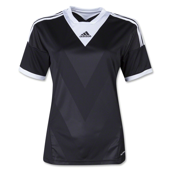 adidas Campeon 13 Women's Jersey (Blk/Wht)