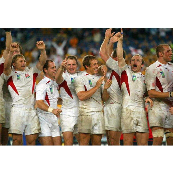 Rugby World Cup 2003 Official Review DVD