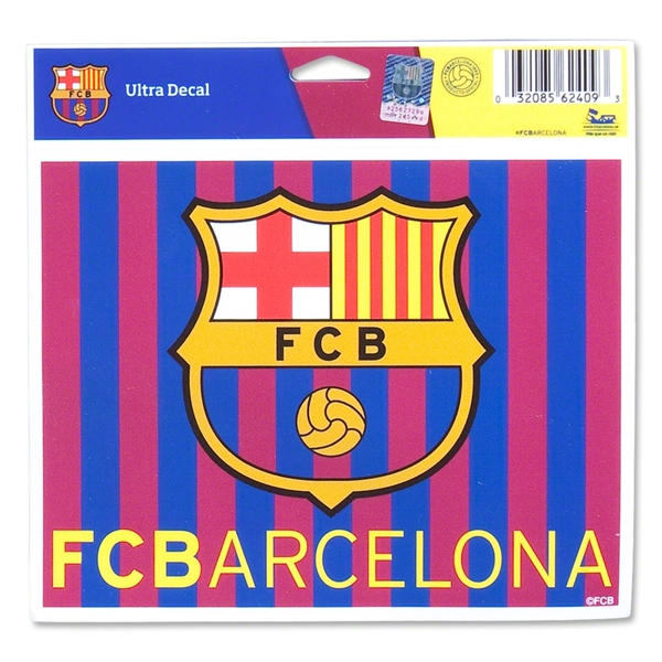 Barcelona Striped 5 x 6 Ultra Decal