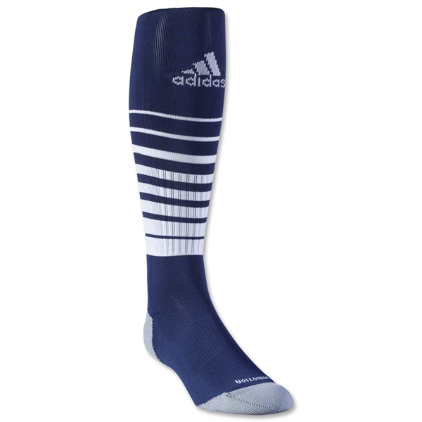 adidas Team Speed Sock (Navy/White)