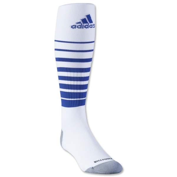 adidas Team Speed Sock (Wh/Ro)