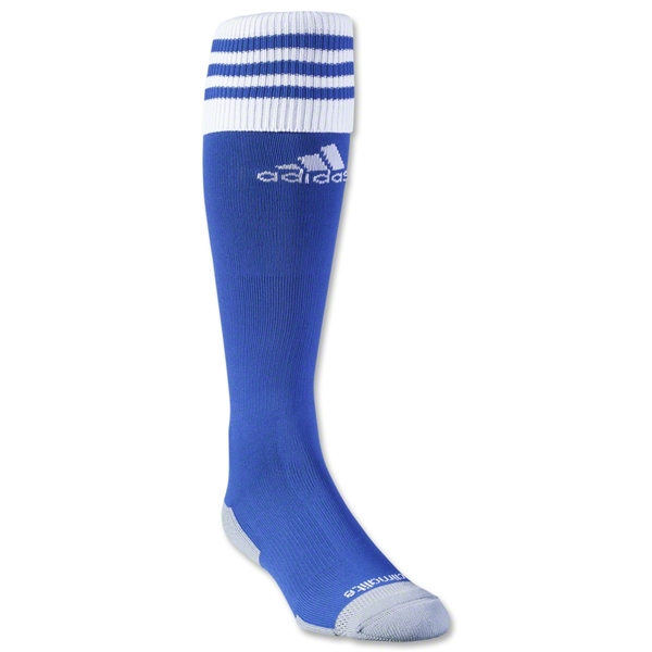 adidas Copa Zone Cushion II Sock (Royal/White)