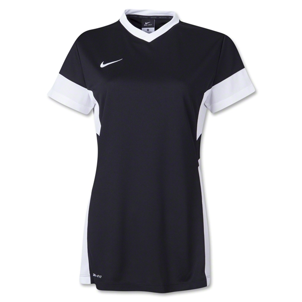 Nike Women's Academy 14 Training Top (Blk/Wht)