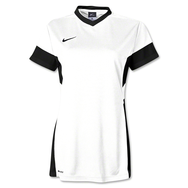 Nike Women's Academy 14 Training Top (Wh/Bk)