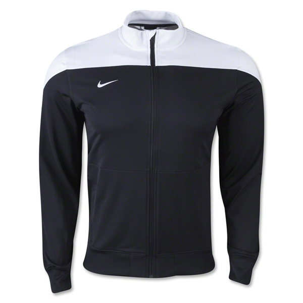 Nike Squad 14 Sideline Knit Jacket (Black)