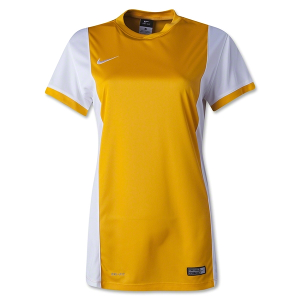 Nike Women's Park Derby Jersey (Yellow)