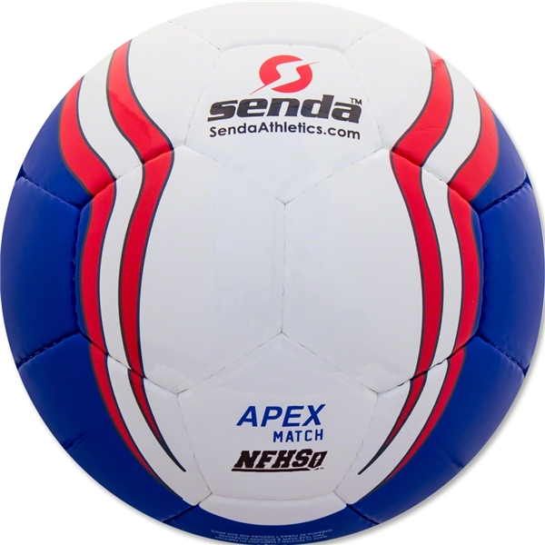 Senda Apex Fair Trade Ball (Wh/Ro)