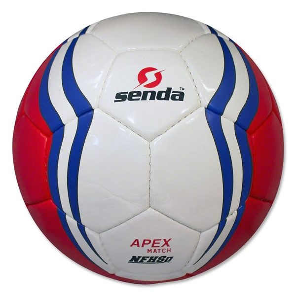 Senda Apex Fair Trade Ball (Wh/Sc)