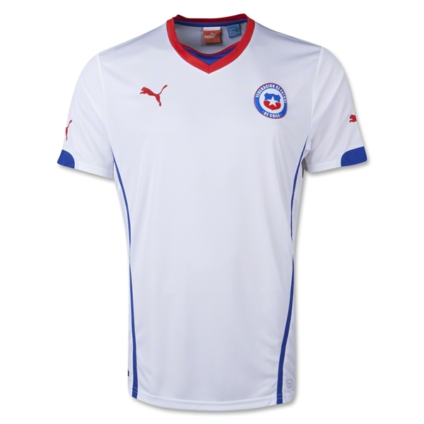 Chile 14/15 Away Soccer Jersey