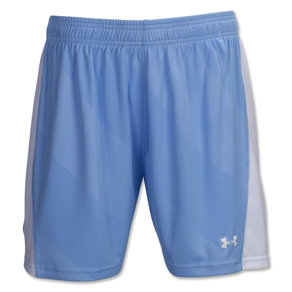 Under Armour Women's Fixture Short (Sk/Wh)