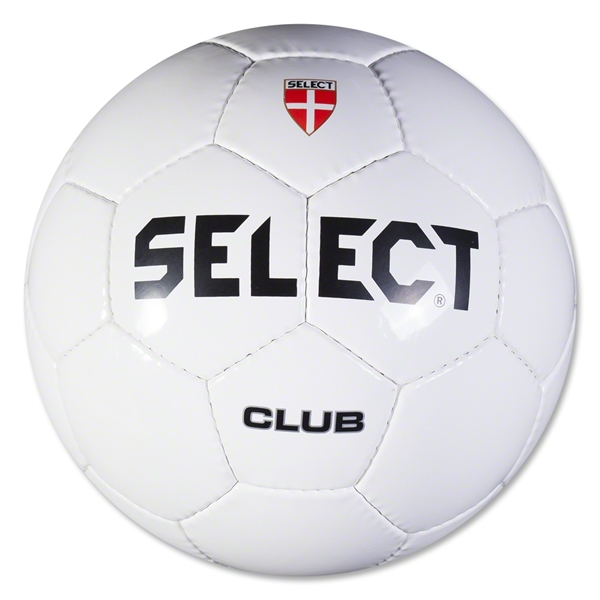 Select Club Ball (White)