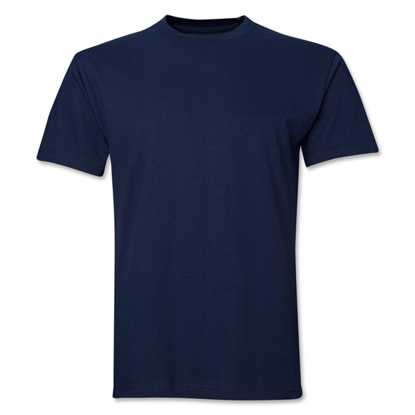 Custom Print T-Shirt (Navy)