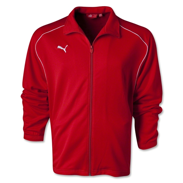 PUMA V5.08 Training Jacket (Red)